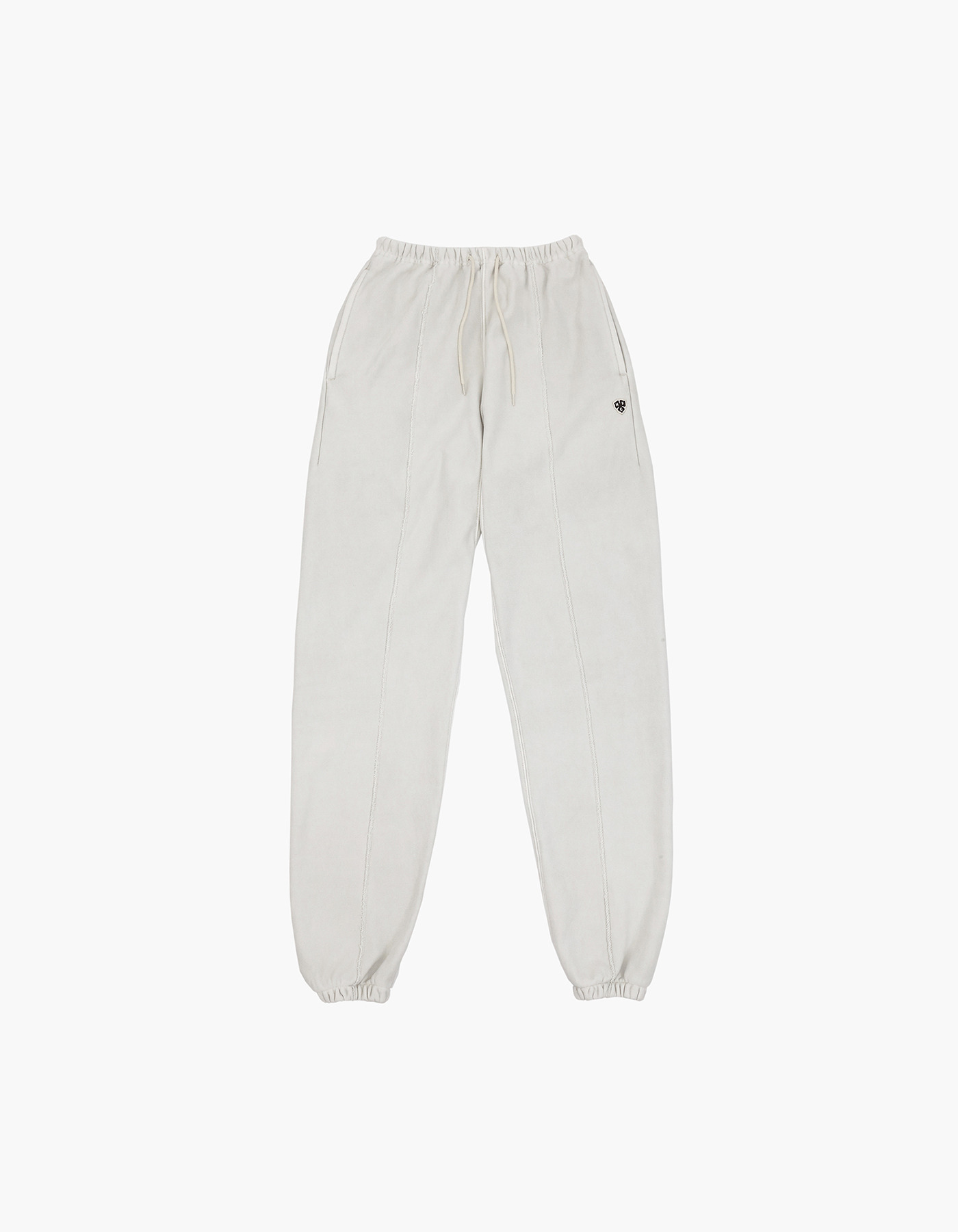 221 PIGMENT SWEATPANTS / LIGHT GREY
