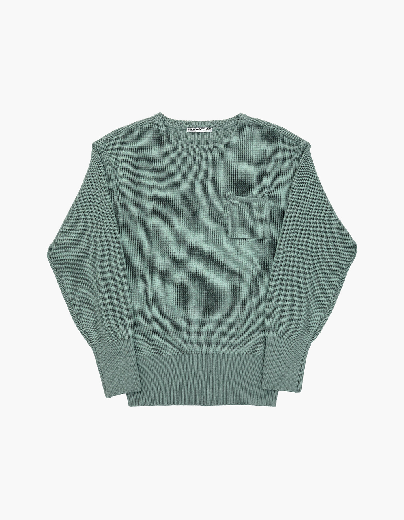 WOOL KNIT / JADE