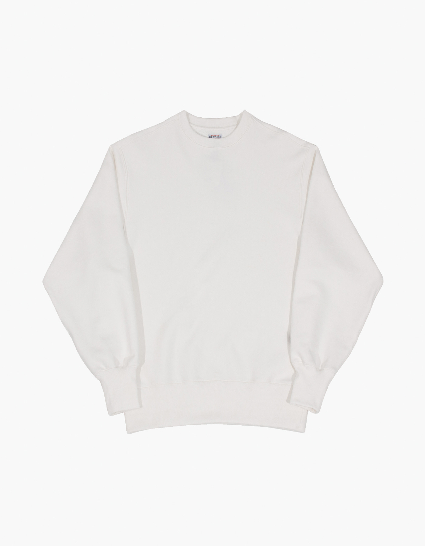 ACS CREWNECK / WHITE