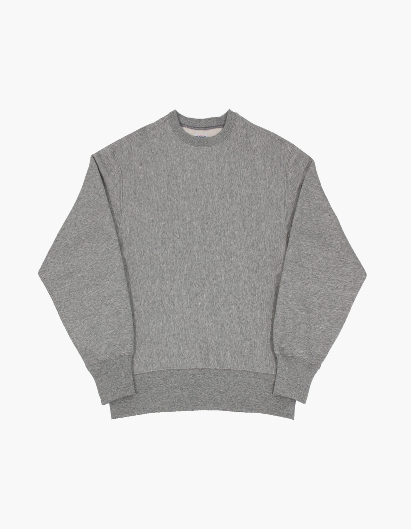 ACS CREWNECK / M.GREY