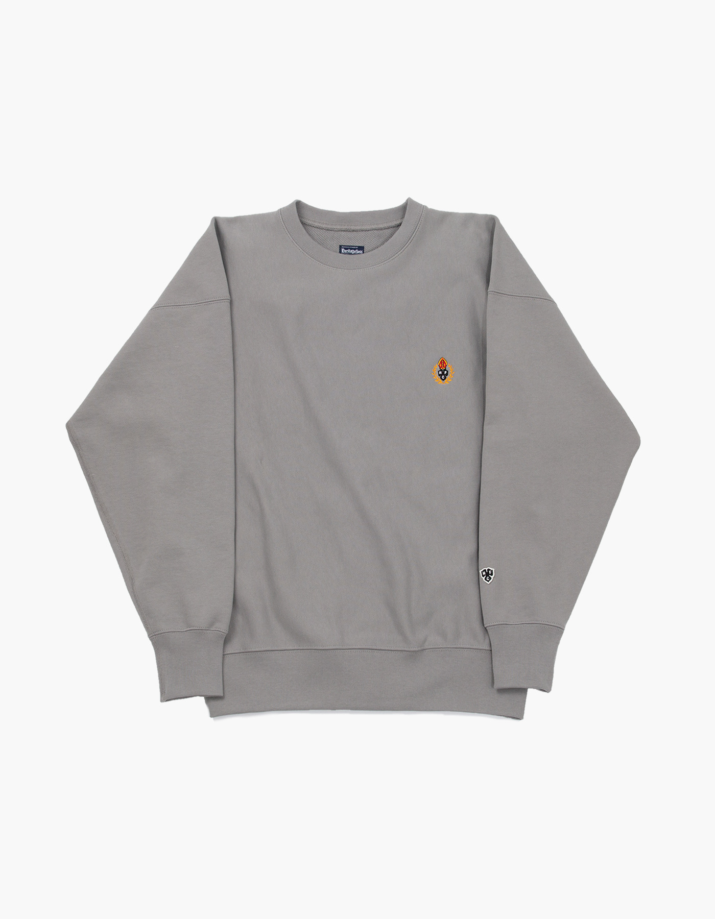 231 HFC CREWNECK / GREY