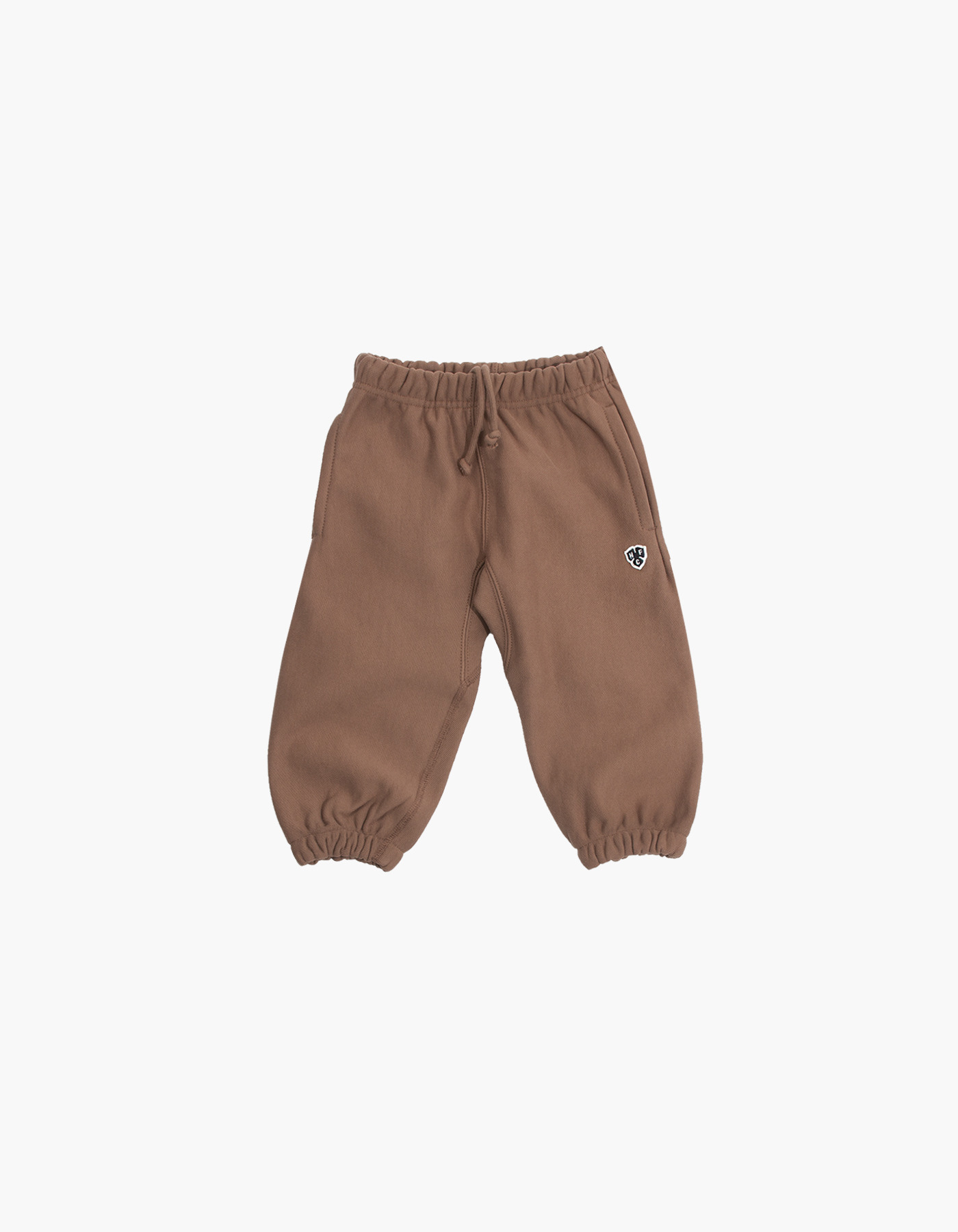 231 KIDS HFC SWEATPANTS / BROWN