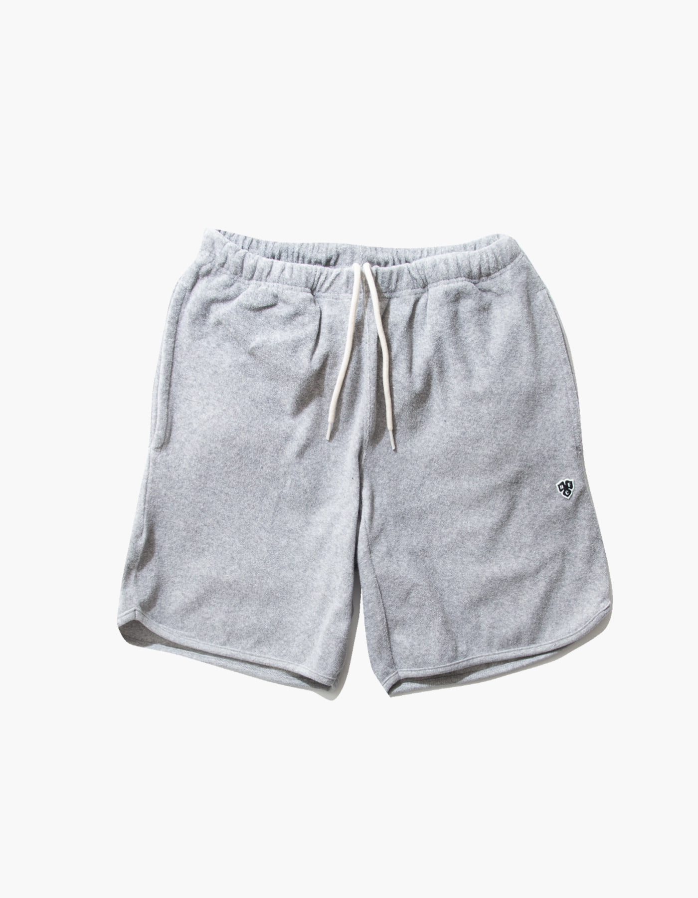 HFC CREST TOWEL SHORTS / M.GREY(5%)