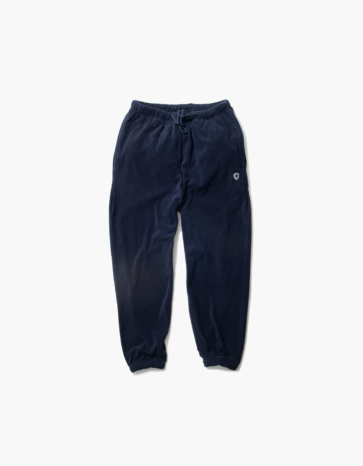 HFC CREST TOWEL JOGGER PANTS / NAVY