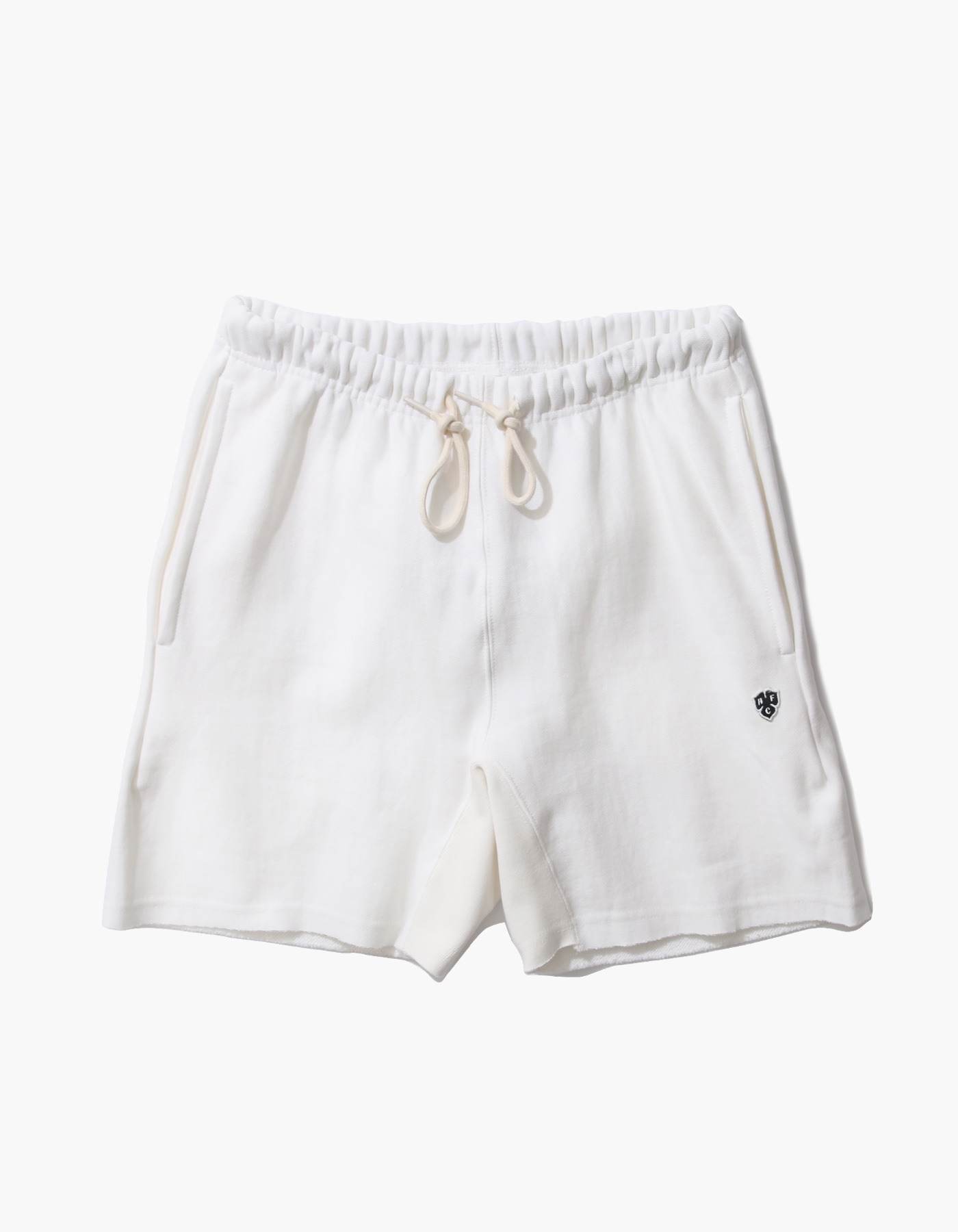 321 GYM SHORTS / WHITE