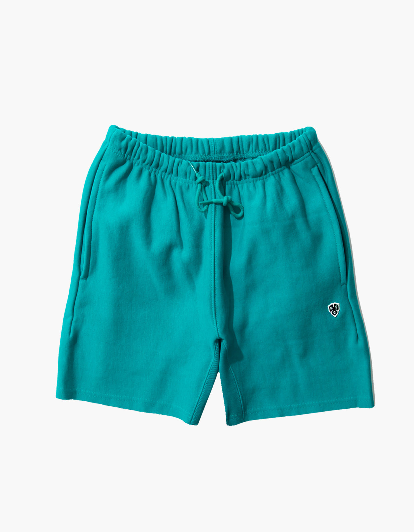 321 GYM SHORTS / BLUE GREEN