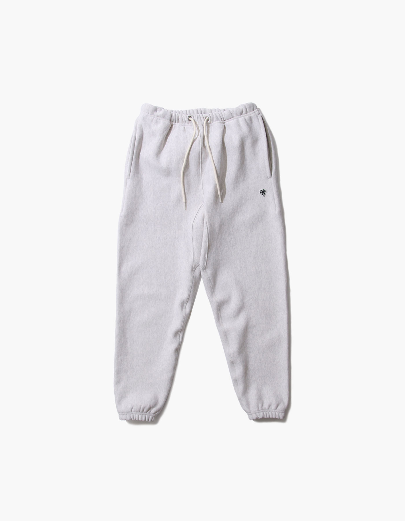 321 GYM SWEATPANTS / M.GREY(1%)