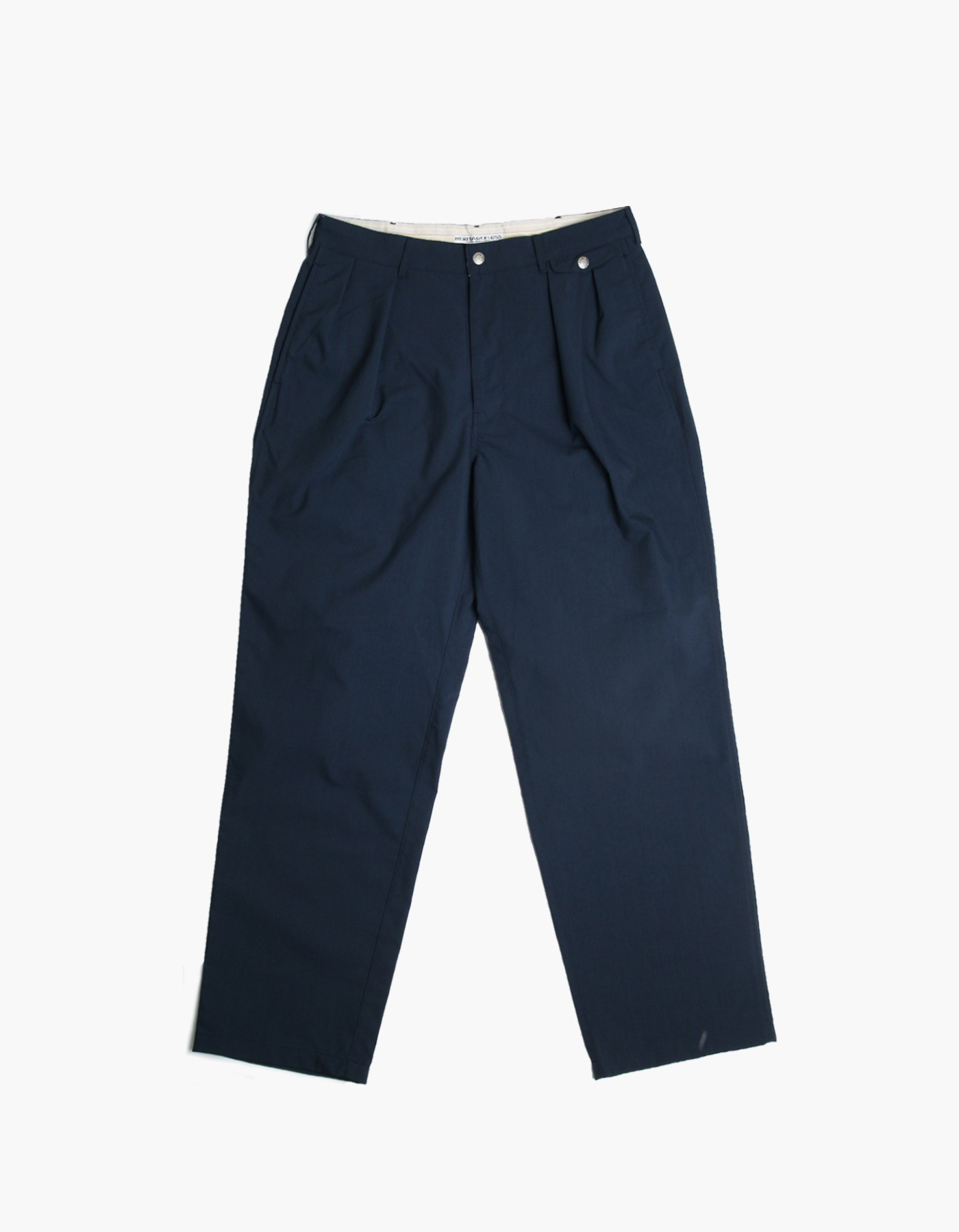 QUICK-DRYING NYLON CHINO PANTS / NAVY
