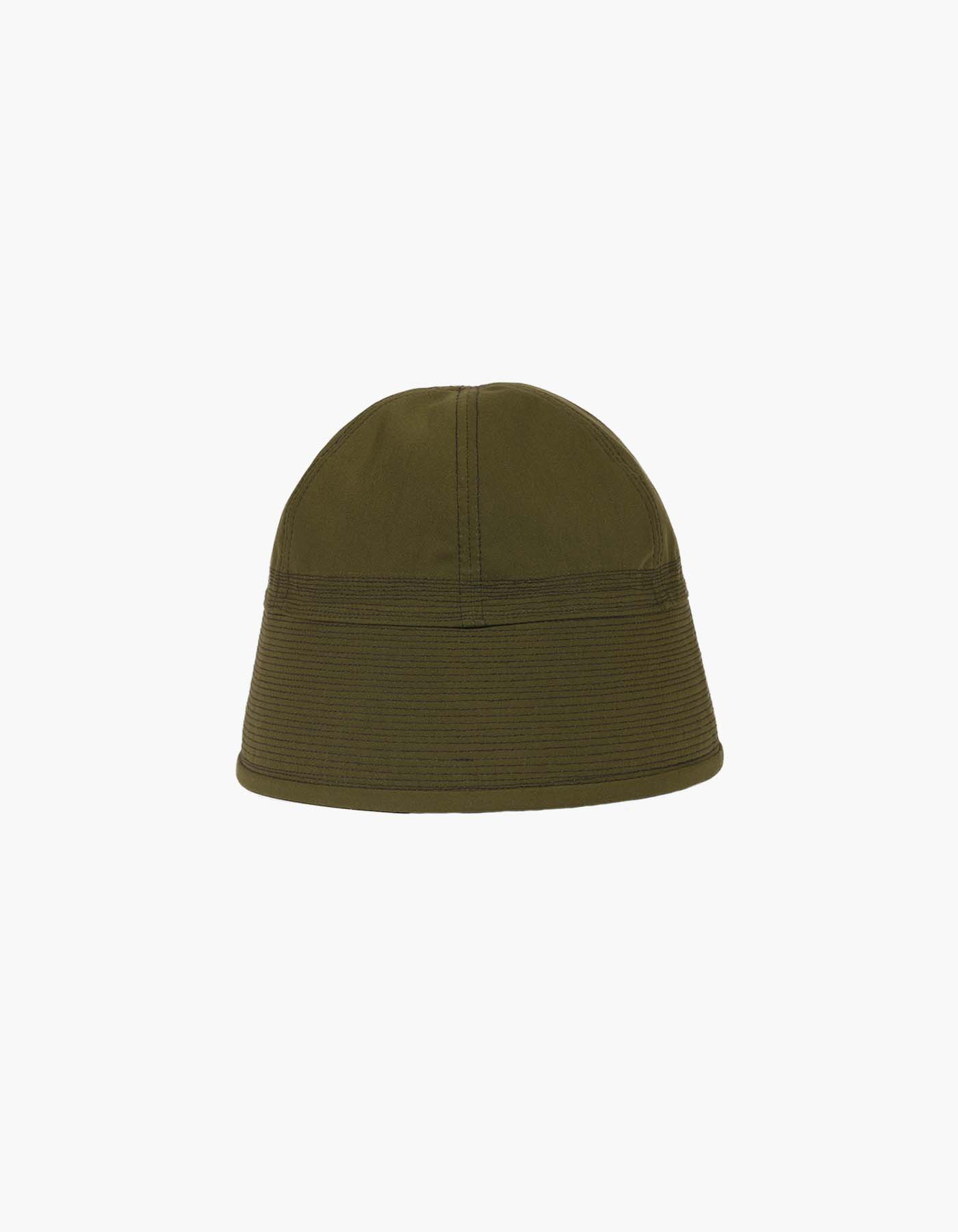 NYLON SAILOR HAT / KHAKI