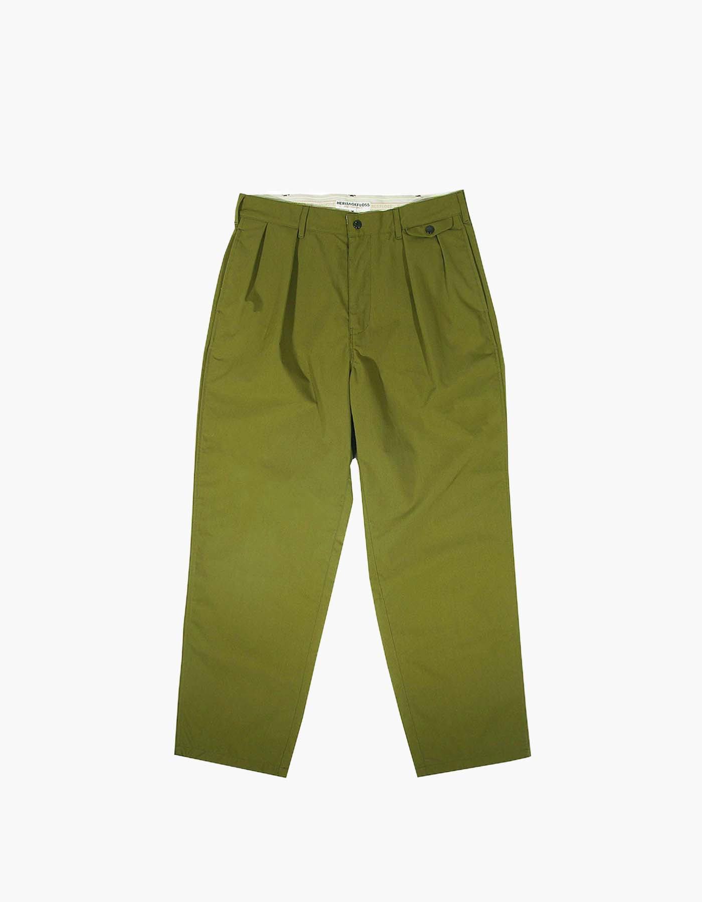 QUICK-DRYING NYLON CHINO PANTS / KHAKI