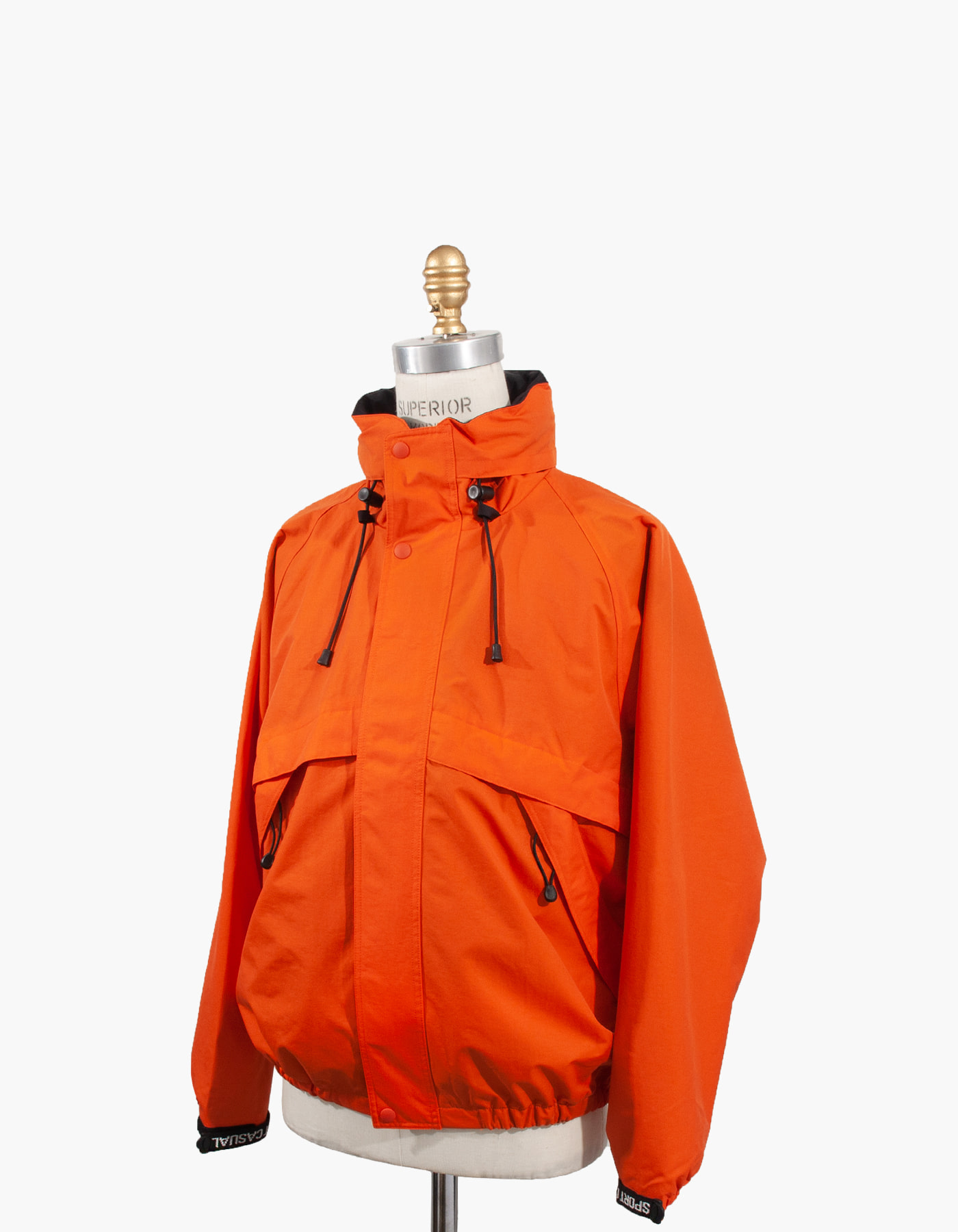 SAILING JACKET / ORANGE
