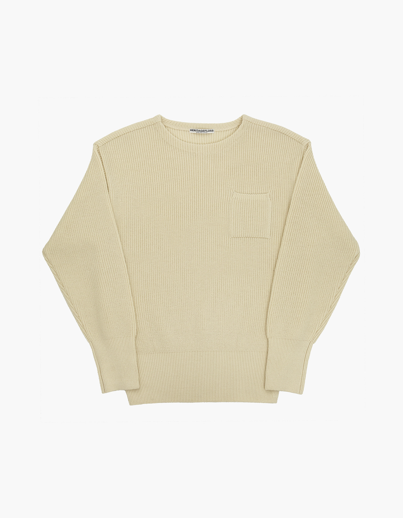 WOOL KNIT / WHITE