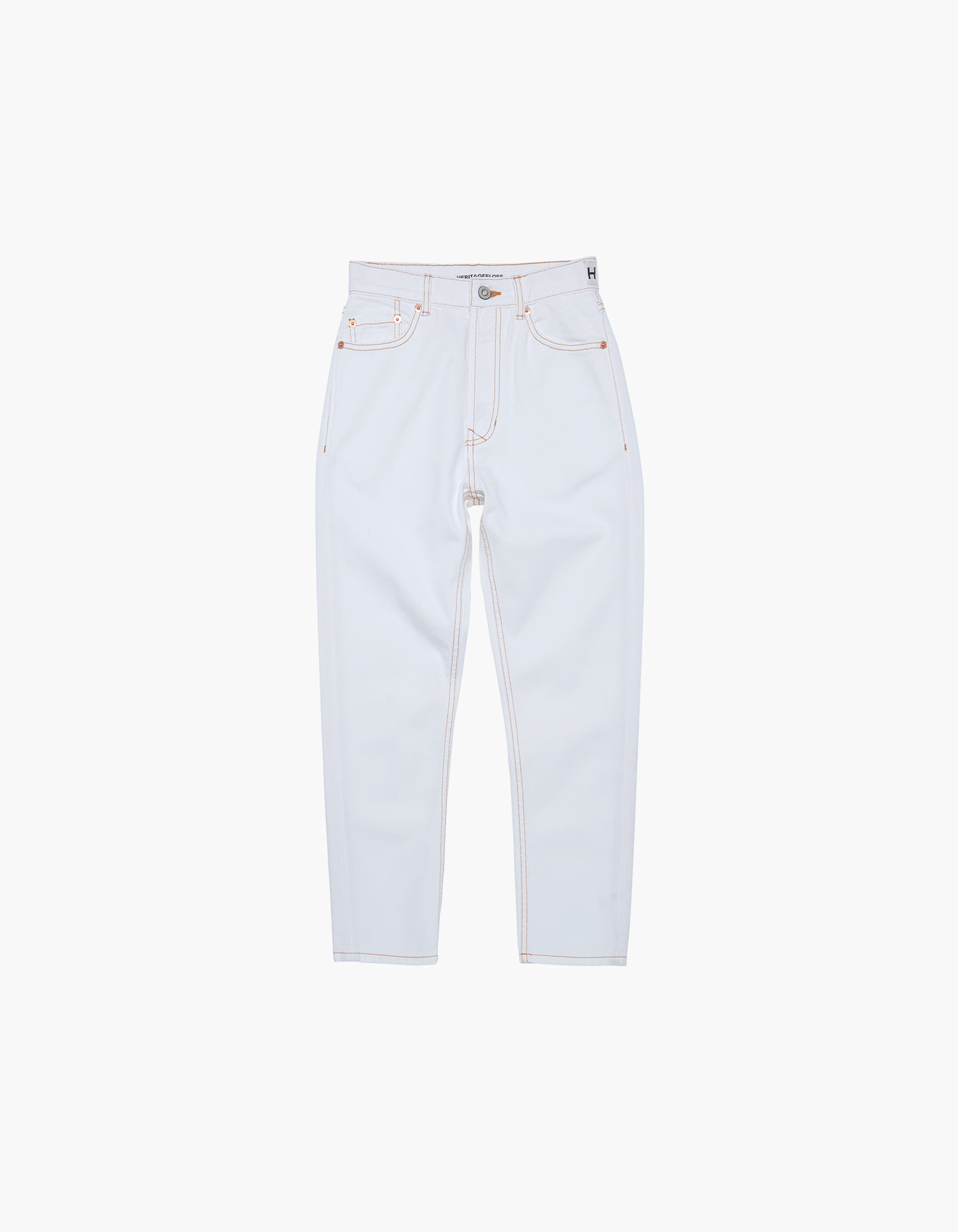 HFC CREST STONE JEANS (W) / WHITE