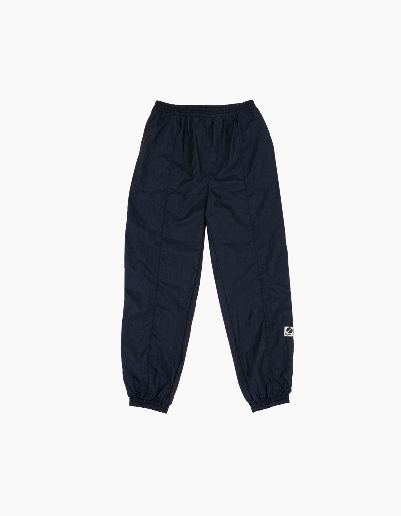 NYLON DIAMOND WASHER PANTS / NAVY
