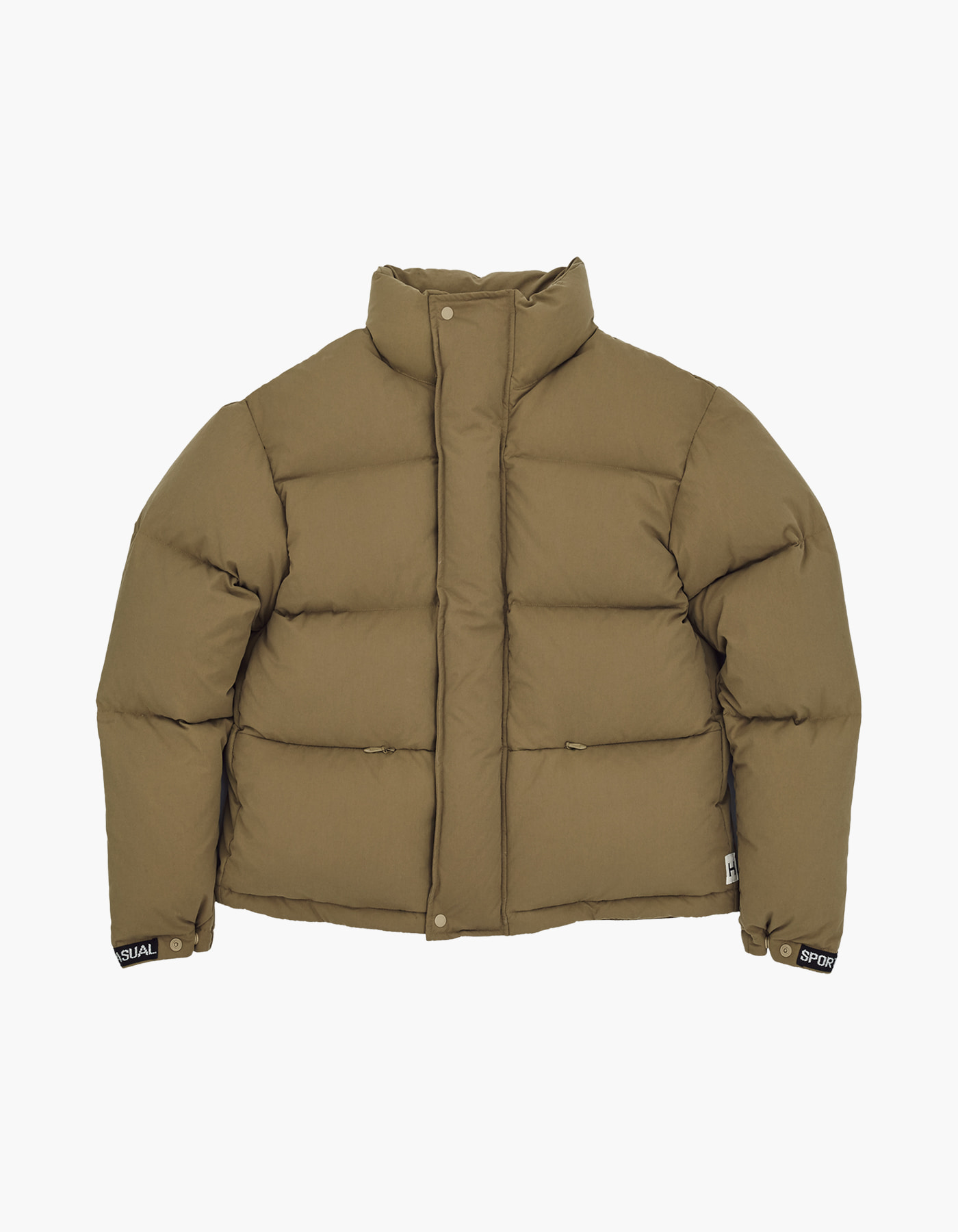 700 PUFFY GOOSE DOWN JACKET / KHAKI