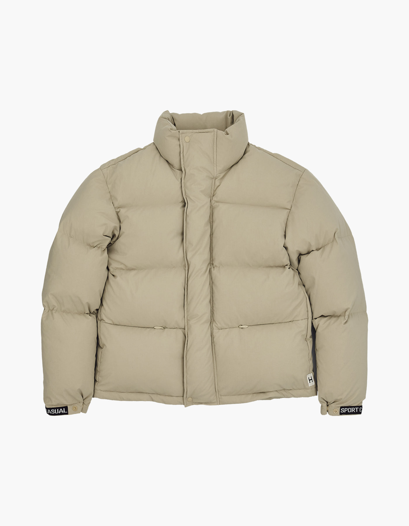 700 PUFFY GOOSE DOWN JACKET / BEIGE
