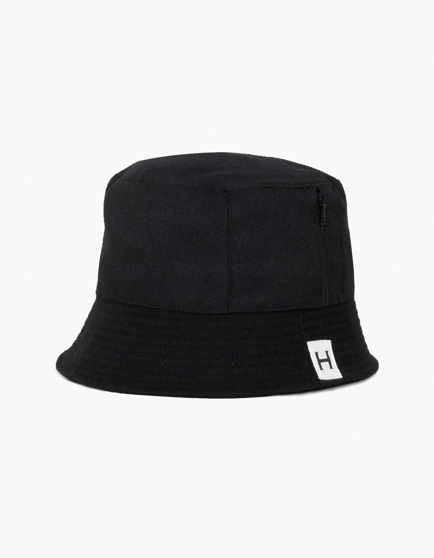 851 BUCKET HAT / BLACK