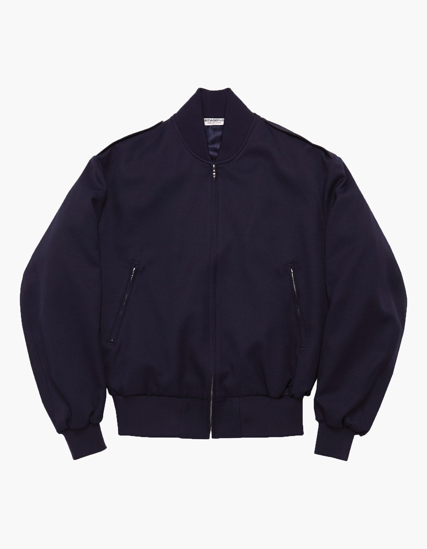 OFFICER BLOUSON / NAVY