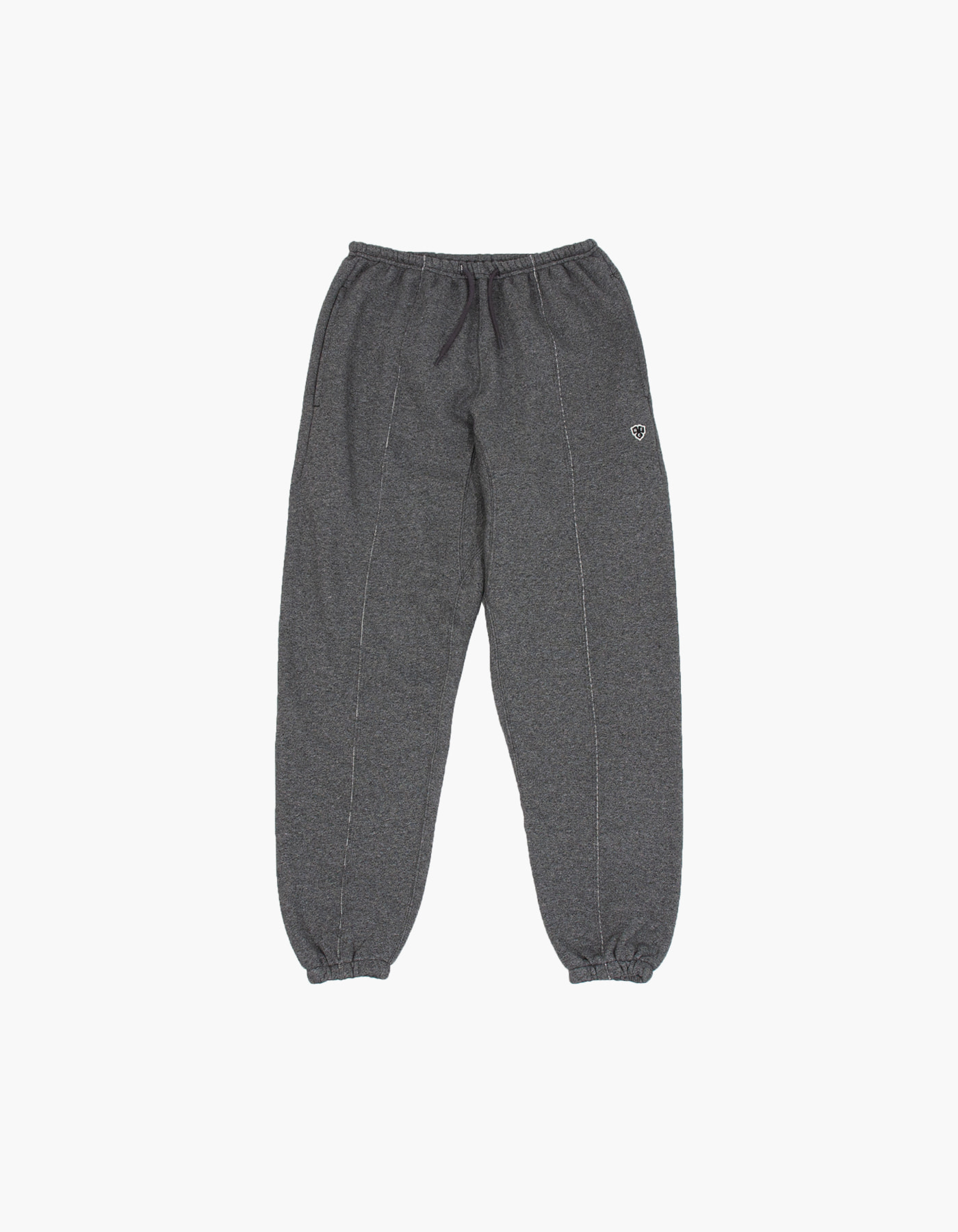 ACS SWEATPANTS / SALT&PEPPER