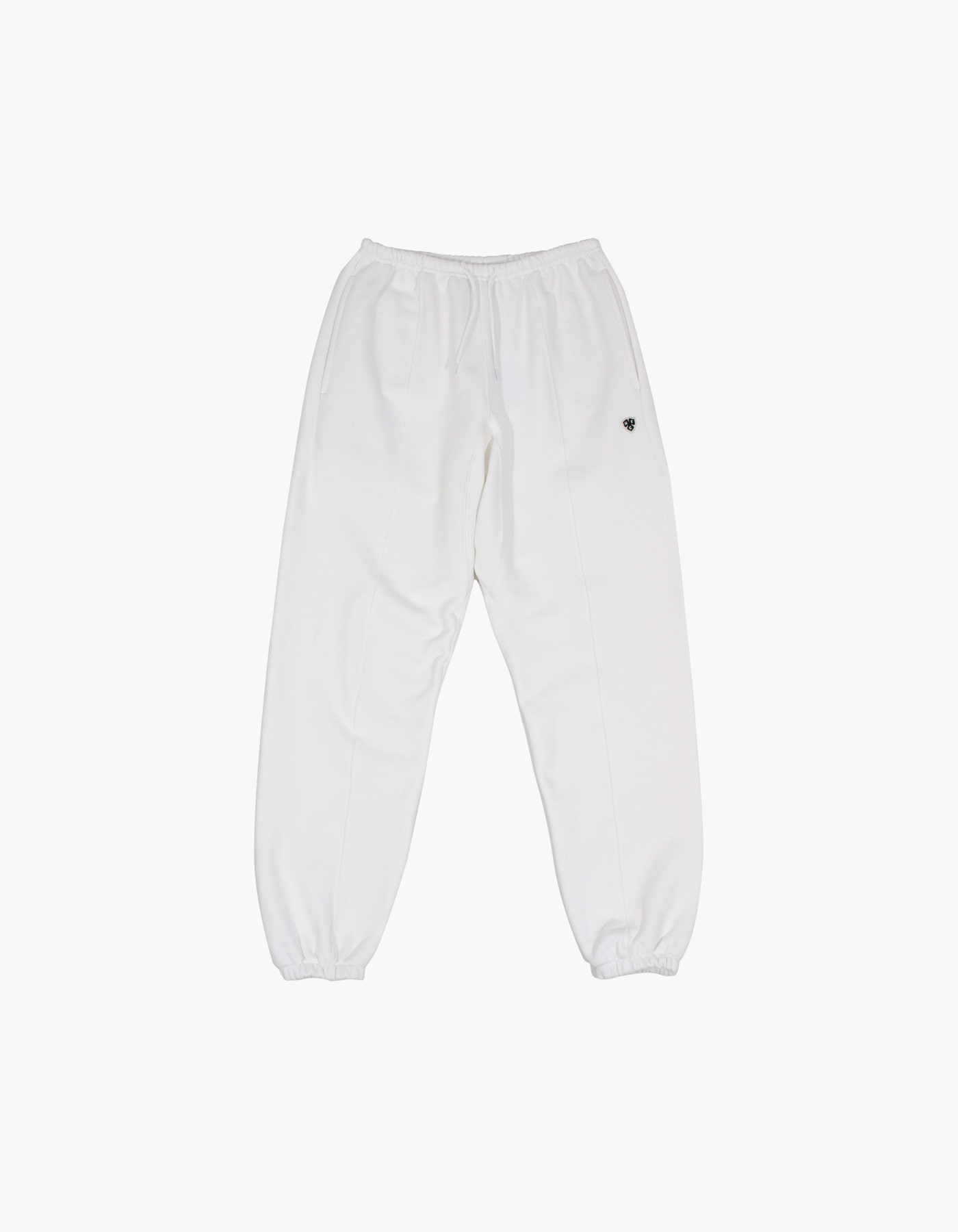ACS SWEATPANTS / WHITE