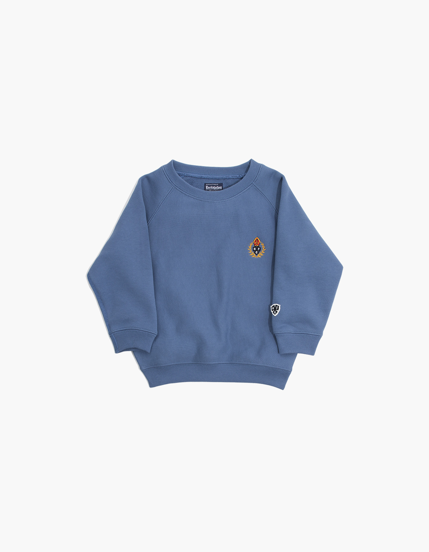 231 KIDS HFC CREWNECK / NAVY