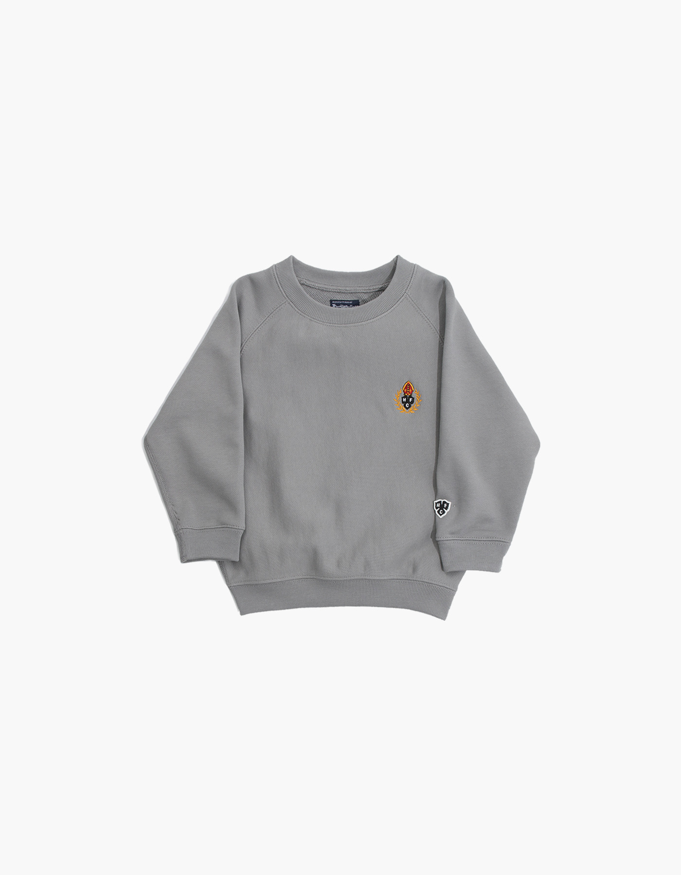 231 KIDS HFC CREWNECK / GREY