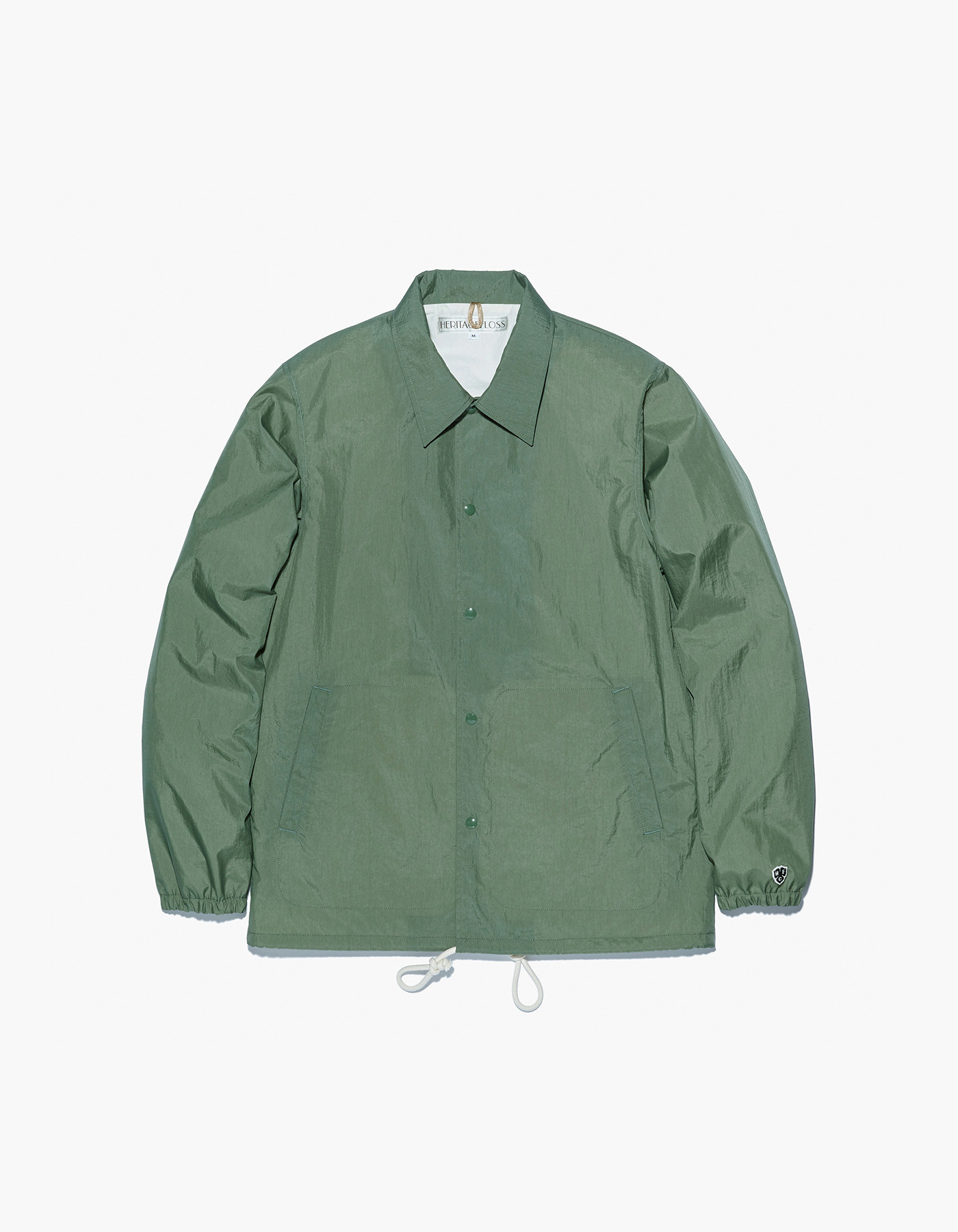 HFC COACH JACKET / OLIVE