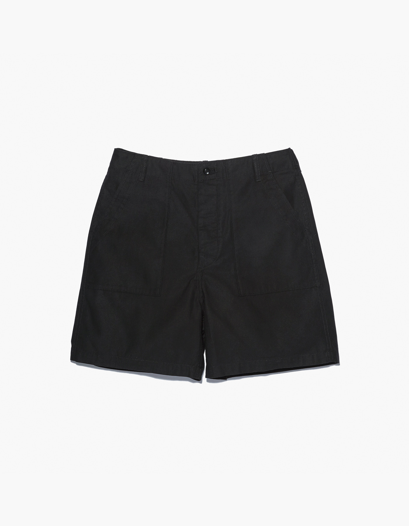FATIGUE SHORTS / BLACK (M)