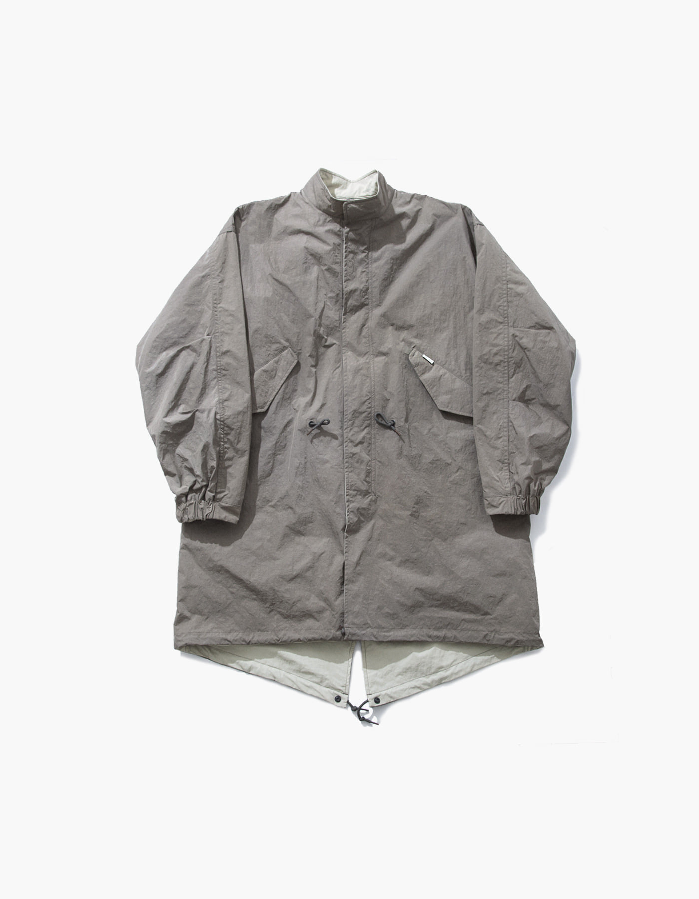 SALT NYLON REVERSIBLE FISHTAIL / GREY