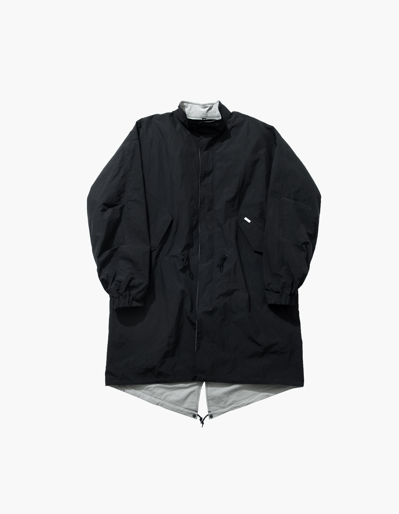 SALT NYLON REVERSIBLE FISHTAIL / BLACK