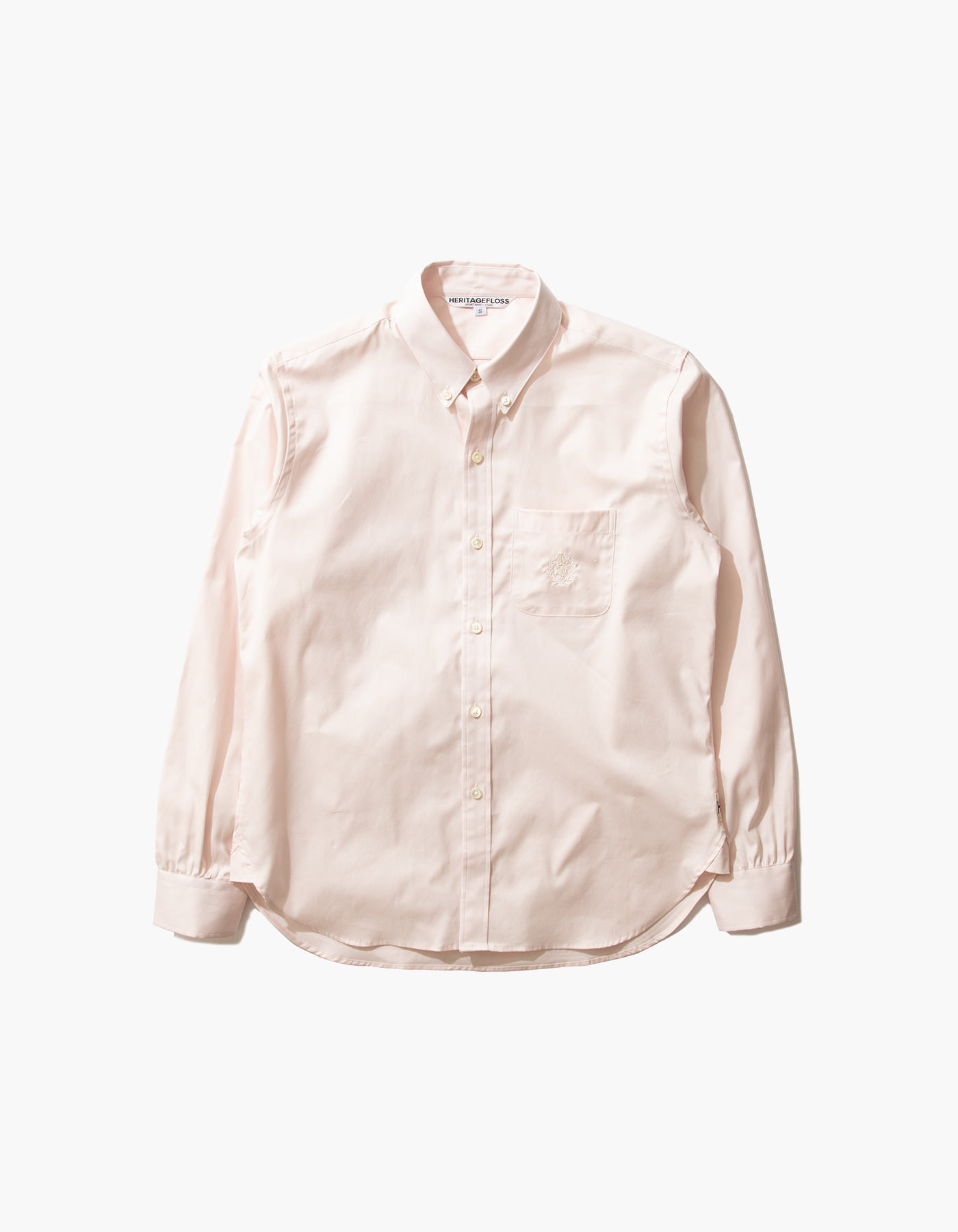 HFC COMBED OXFORD SHIRTS / PINK