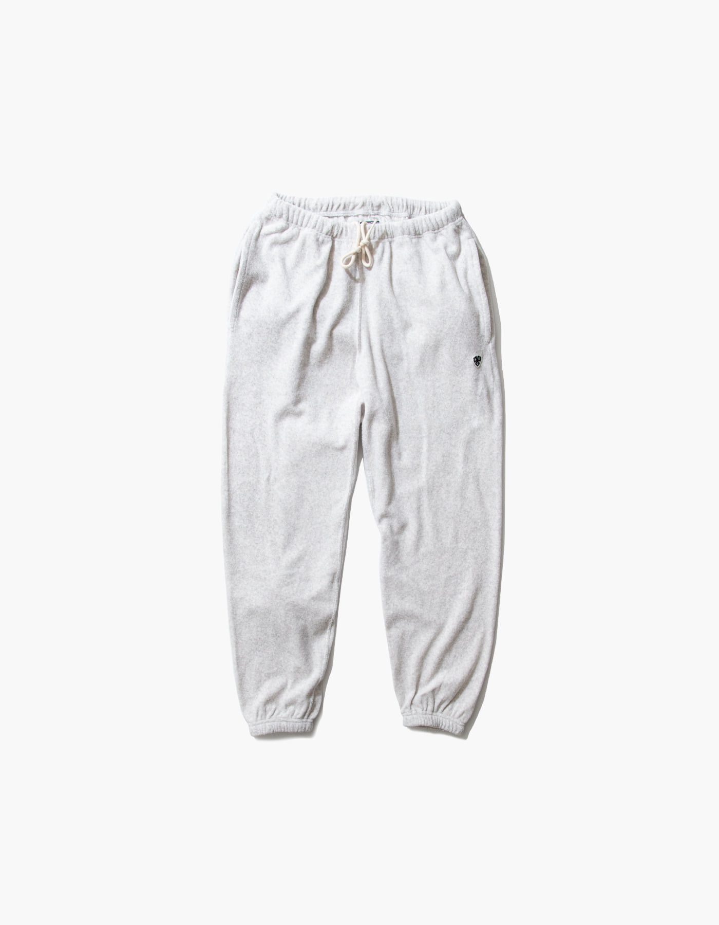 HFC CREST TOWEL JOGGER PANTS / M.GREY(1%)