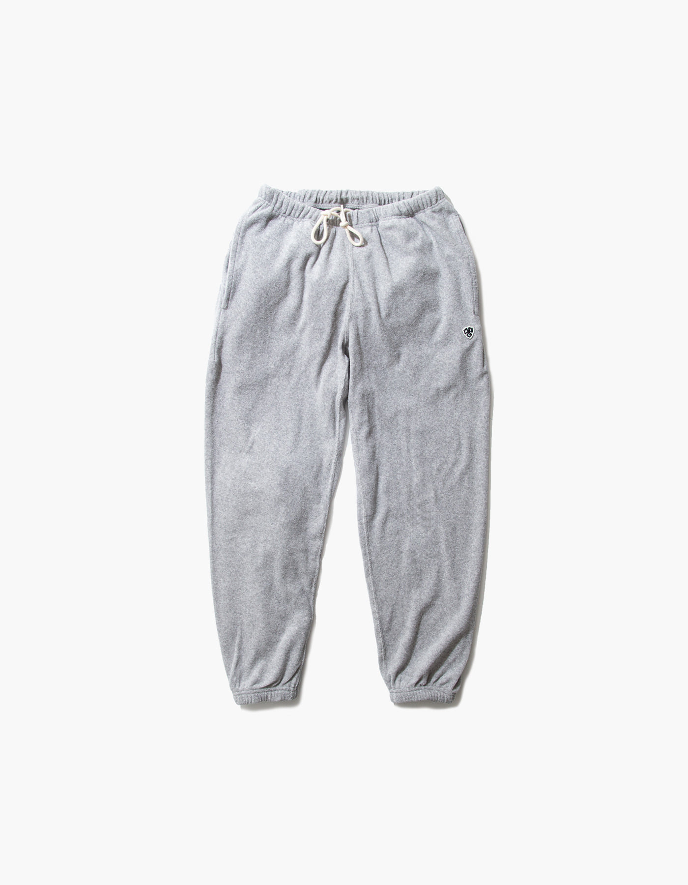 HFC CREST TOWEL JOGGER PANTS / M.GREY(5%)