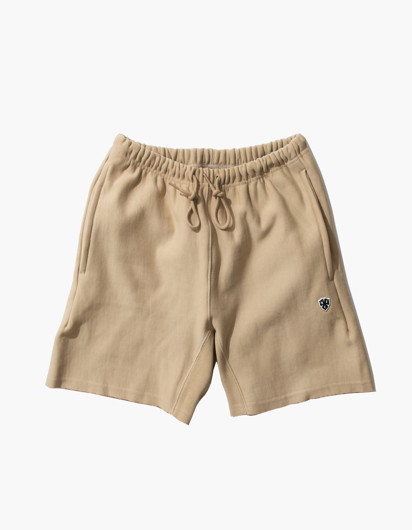 321 GYM SHORTS / BEIGE