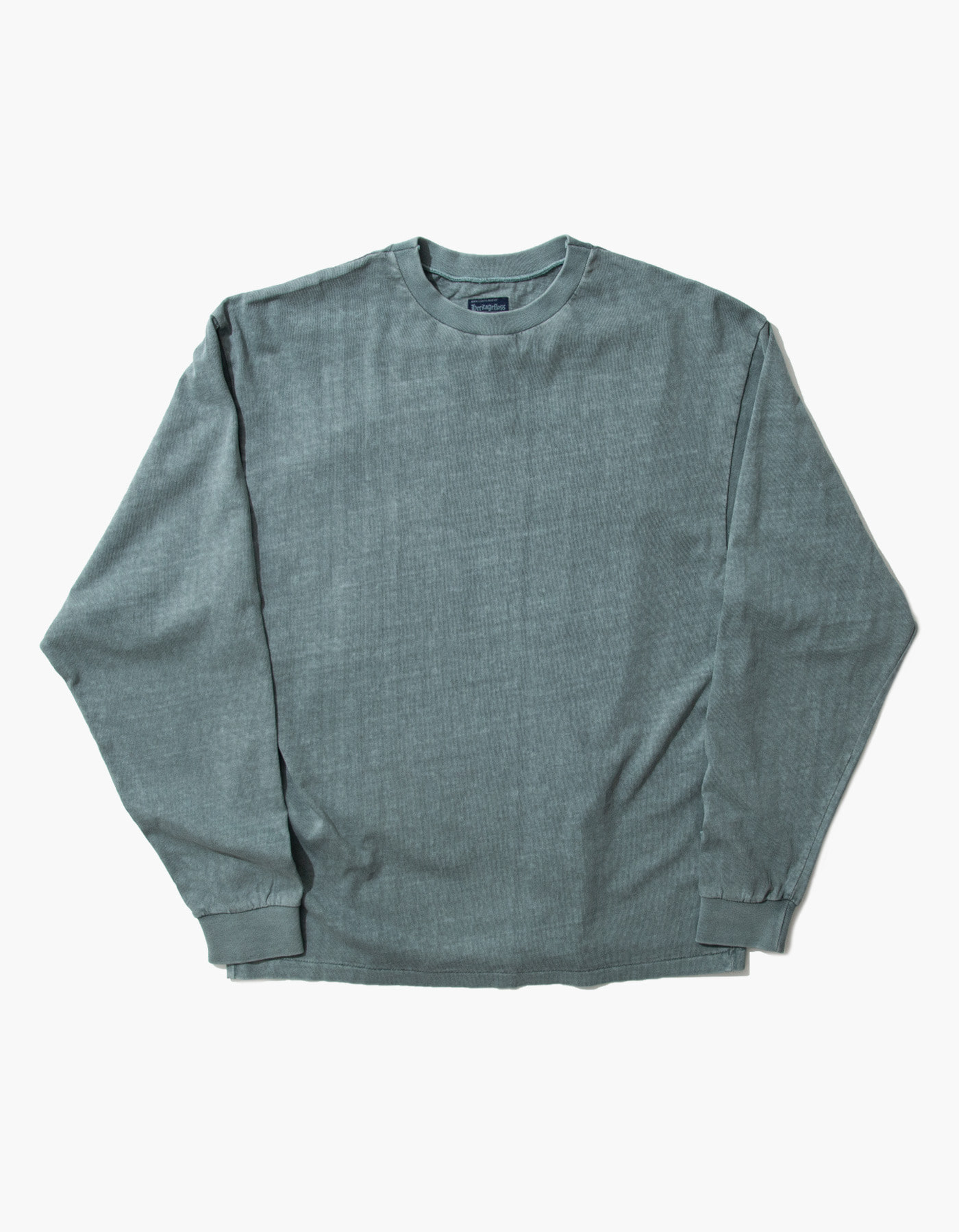 ACS COMPACT YARN LONG SLEEVE / JADE