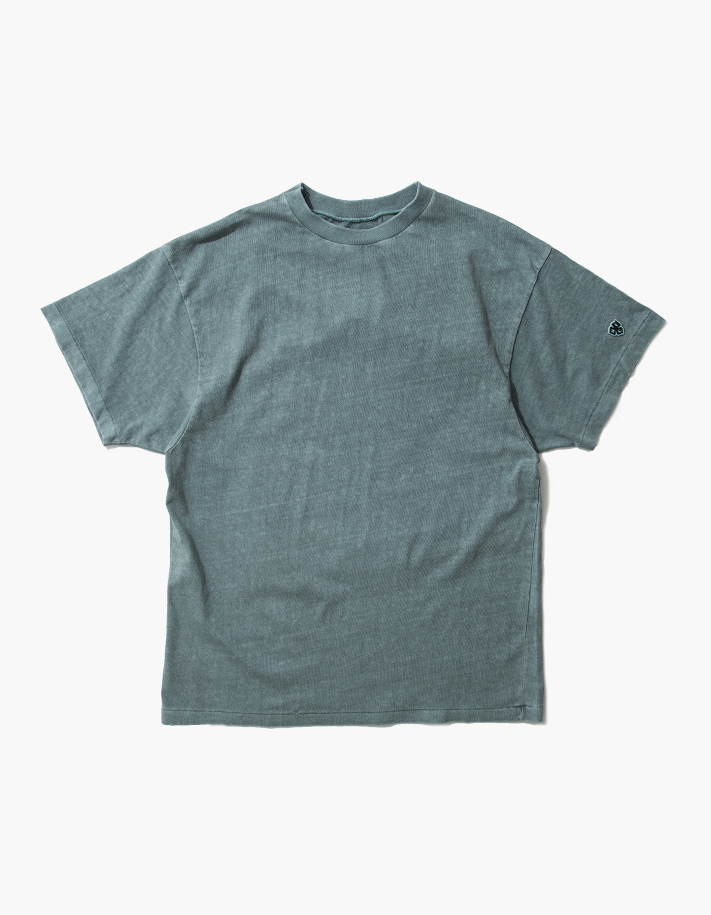 ACS COMPACT YARN T-SHIRTS / JADE