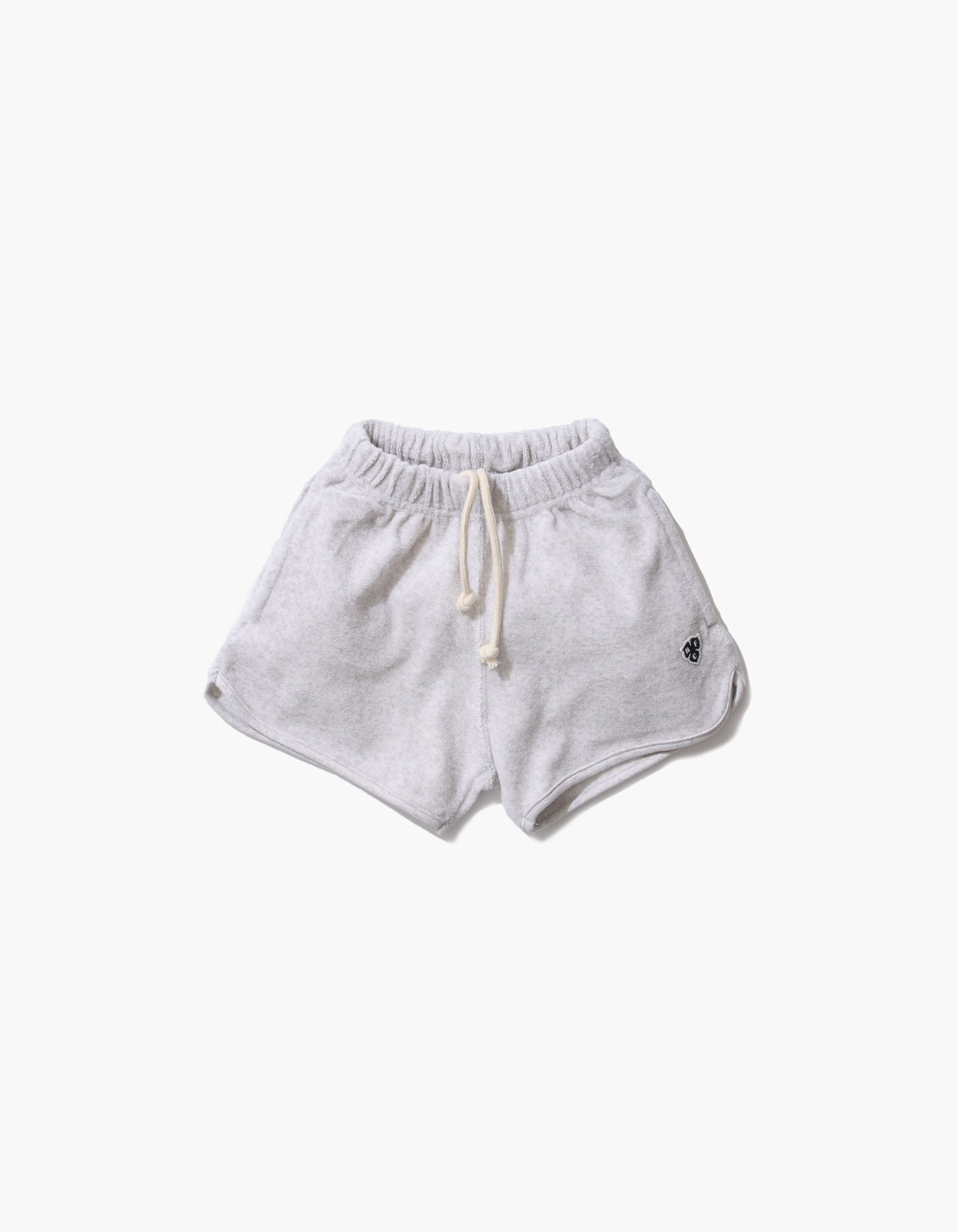 HFC CREST KIDS TOWEL SHORTS / M.GREY(1%)