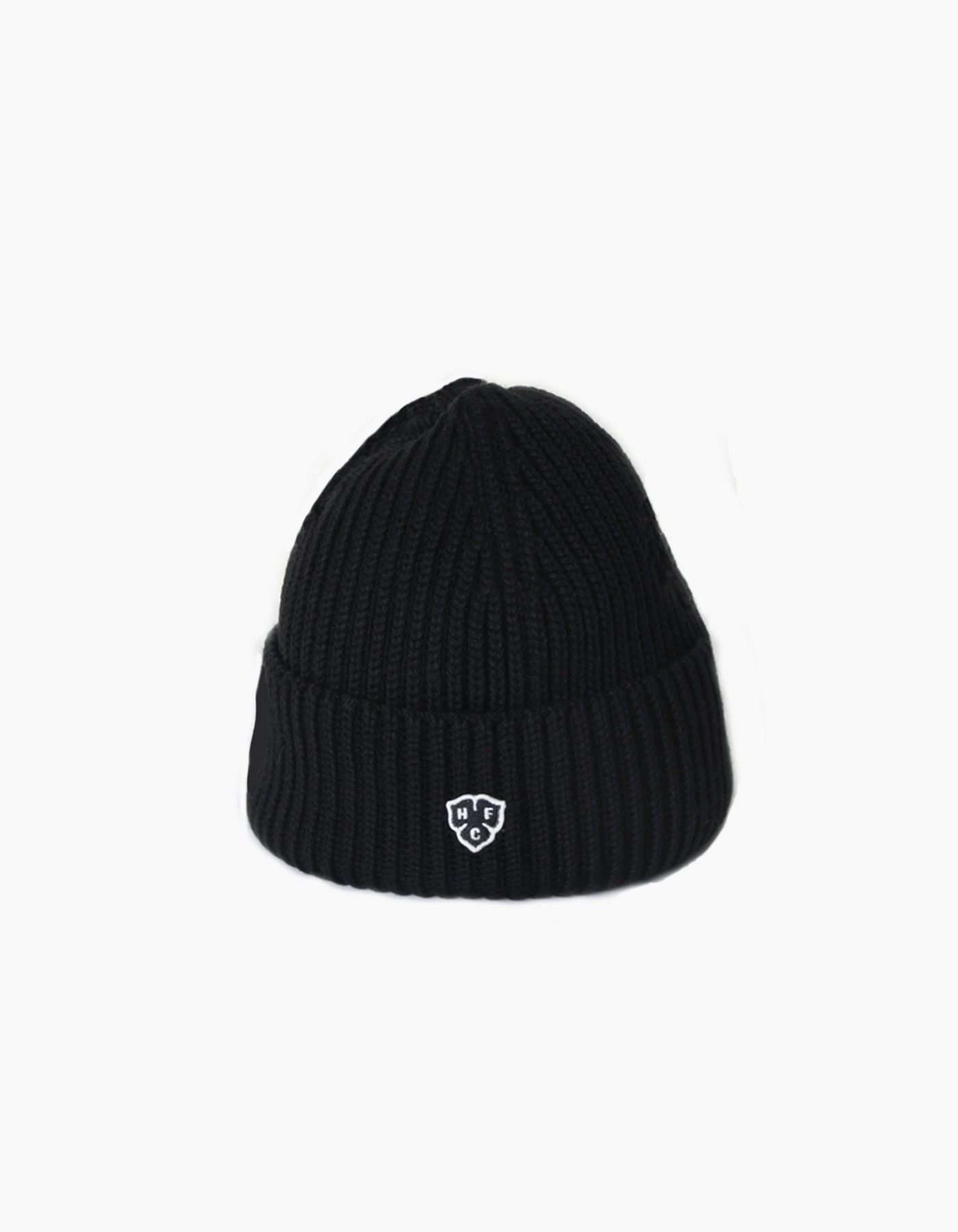 HFC CLOVER WOOL WATCH CAP / BLACK