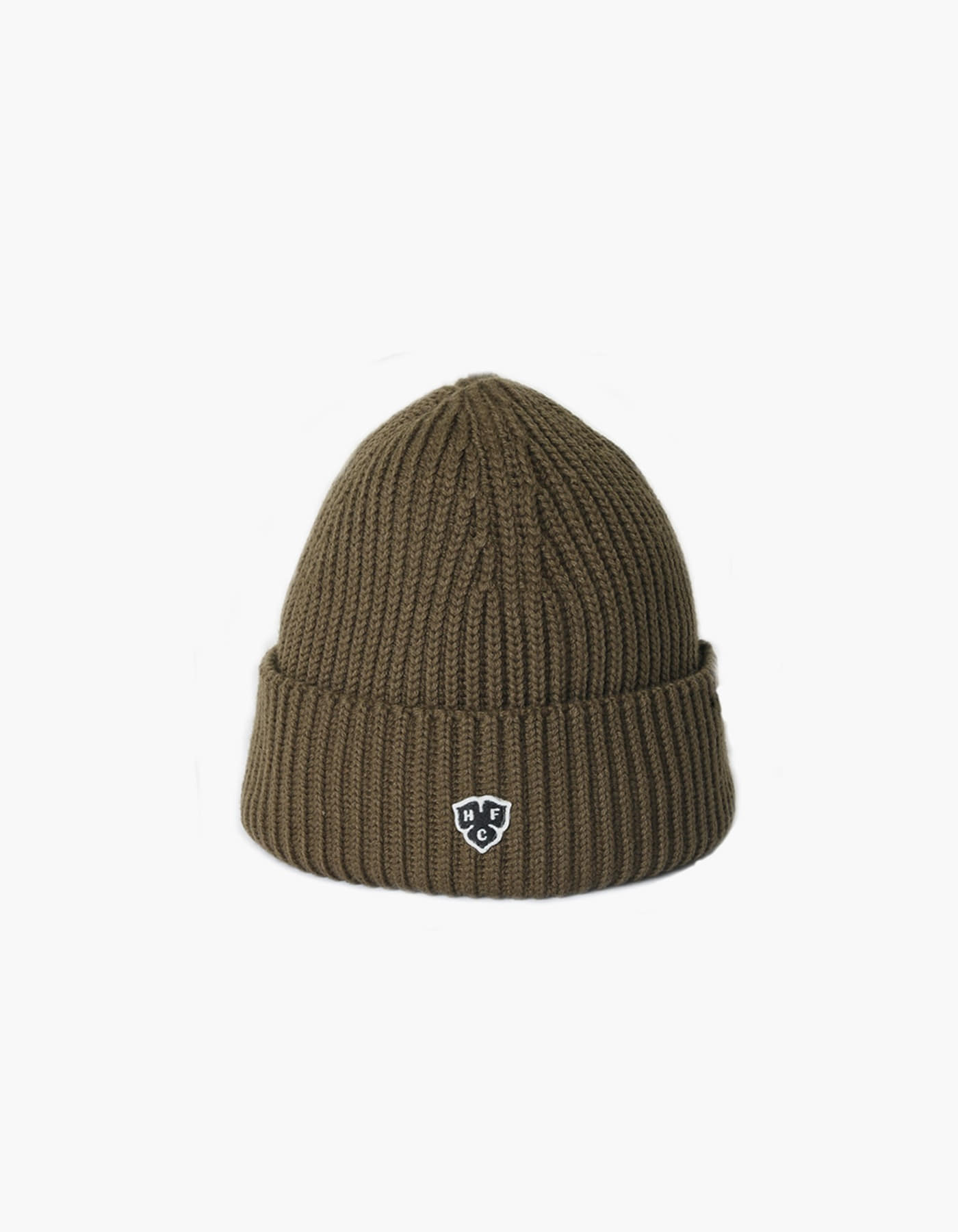 HFC CLOVER WOOL WATCH CAP / KHAKI
