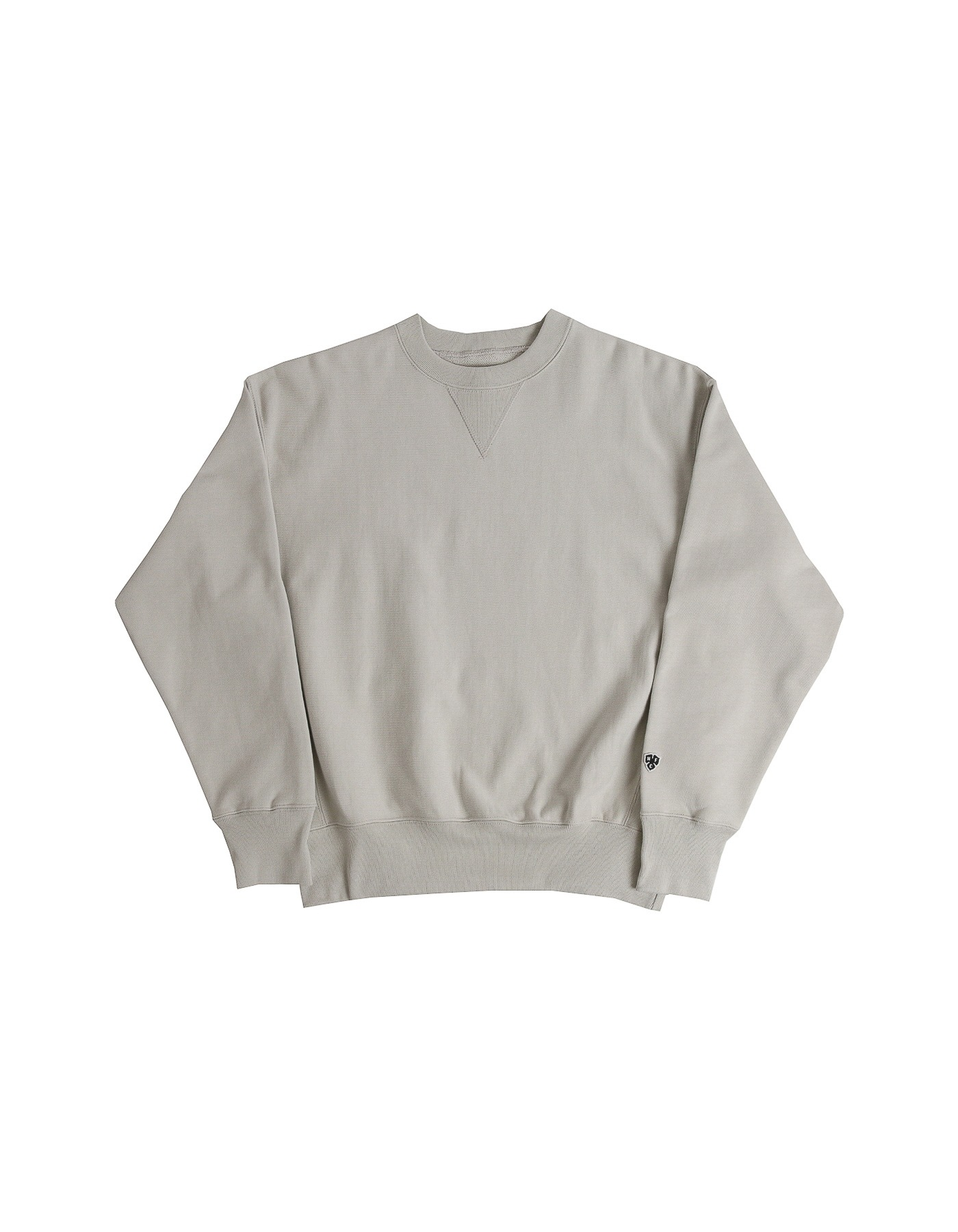 221 REVERSE CREWNECK / LIGHT JADE