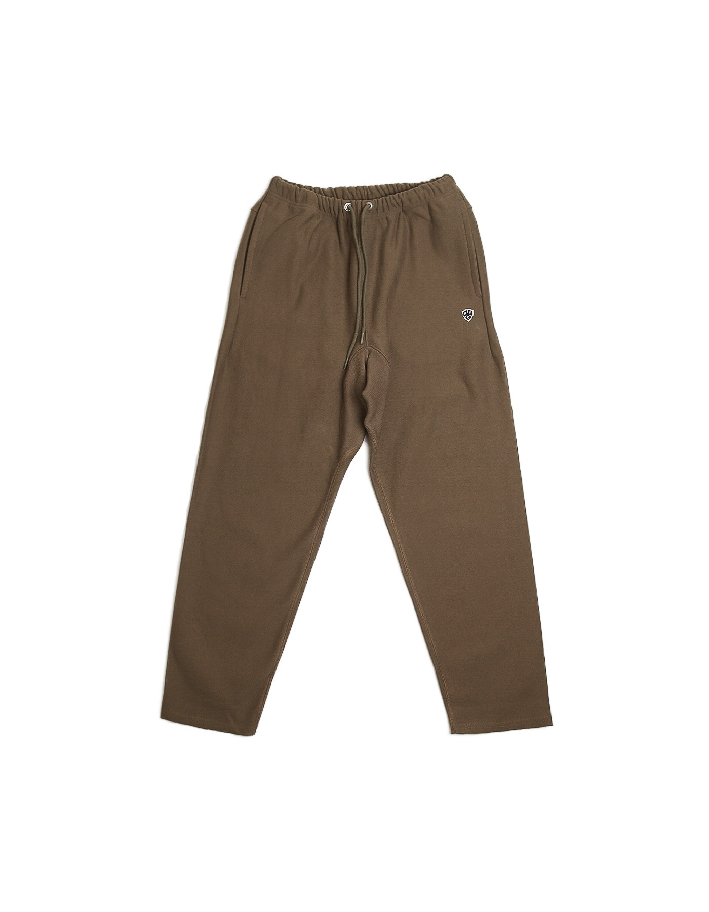 221 REVERSE RAW-CUT PANTS / DESERT KHAKI
