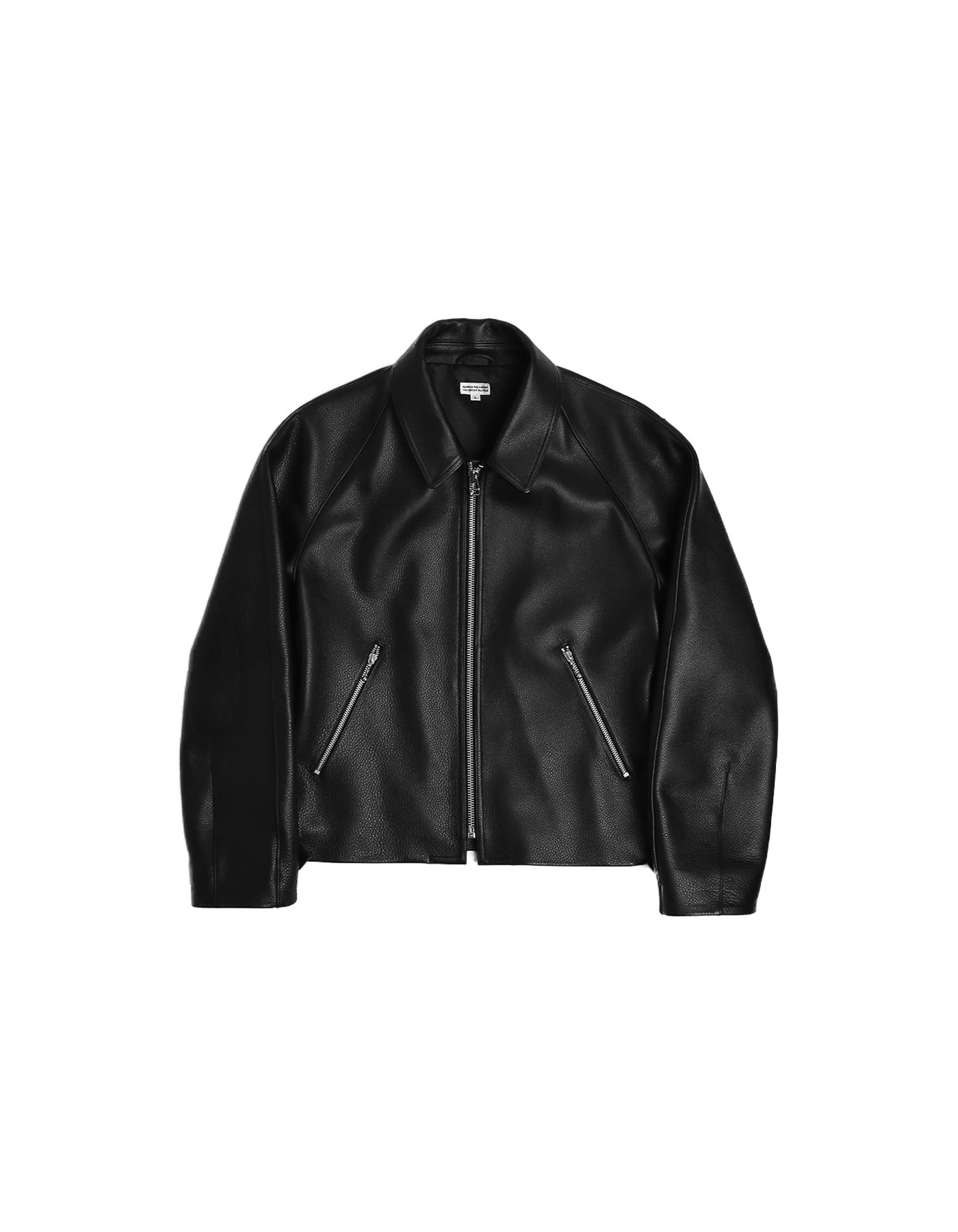 FRED RIDER JACKET / BLACK