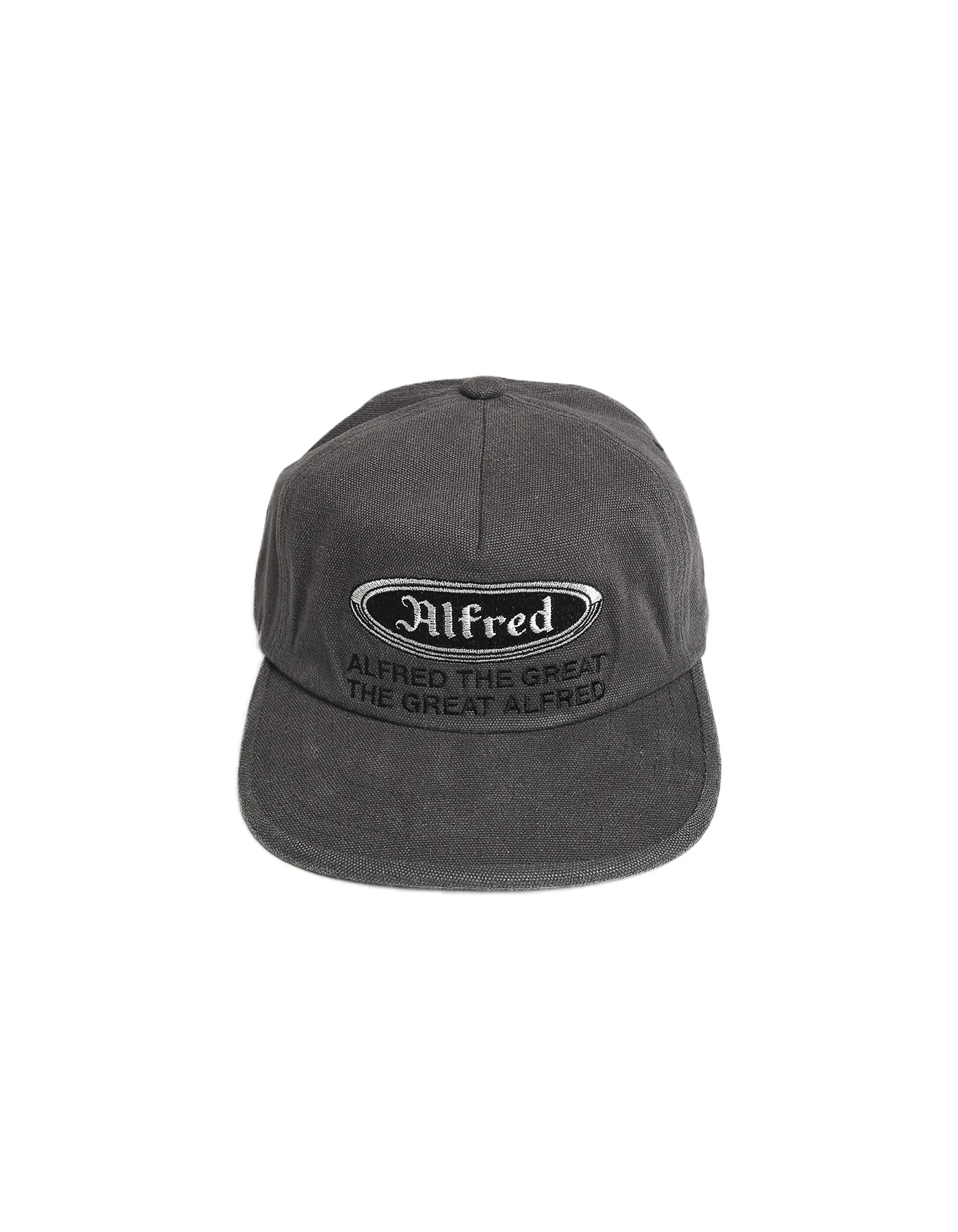 FRED WORK CAP / CHARCOAL