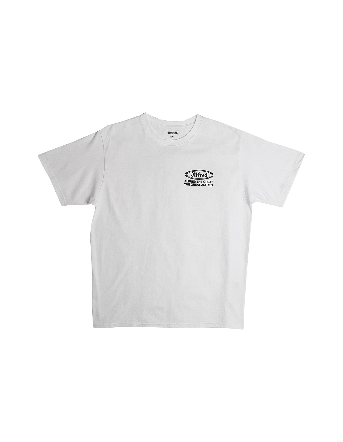 FRED OG T-SHIRTS / WHITE