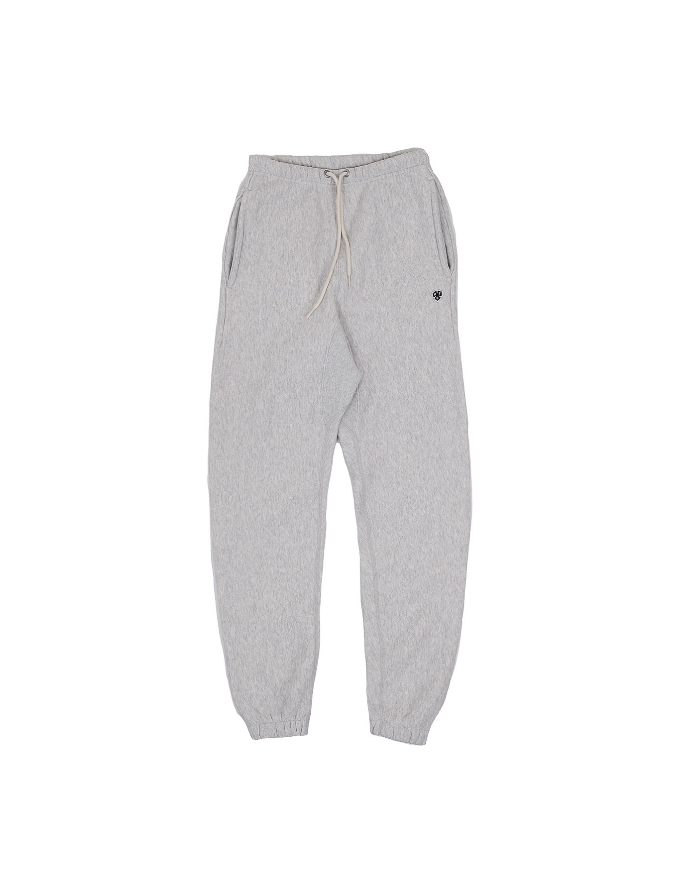 334 REVERSE FLEECE SWEATPANTS (SLIM-FIT) / M.GREY(1%)