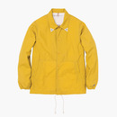 YACHT CLUB JACKET MUSTARD