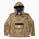 NYLON AURORA WASHER ANORAK / BRONZE