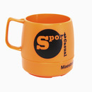 SPORT CASUAL DINEX MUG / ORANGE