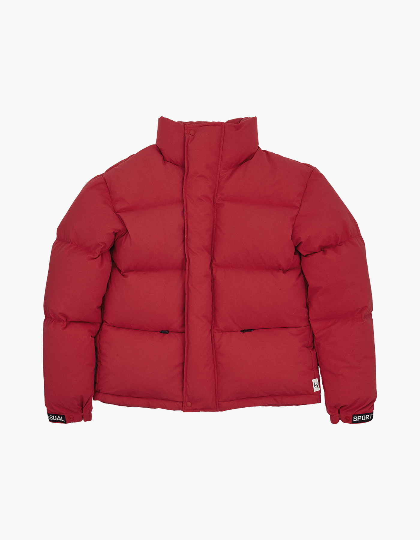700 PUFFY GOOSE DOWN JACKET / RED