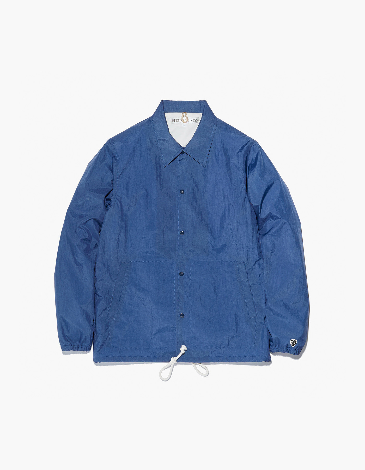 HFC COACH JACKET / BLUE